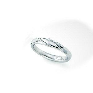 【ペアリング2本1組 ダイヤなし*ダイヤなし】 NINA RICCI ニナリッチ ウェディングリング TORSADE 6RA905 P 結婚指輪(マリッジリング) 【送料無料】