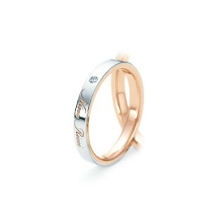 【ダイヤあり単品】 NINA RICCI ニナリッチ ウェディングリング GRACIEUX 6R1J07 S 結婚指輪(マリッジリング) 【送料無料】