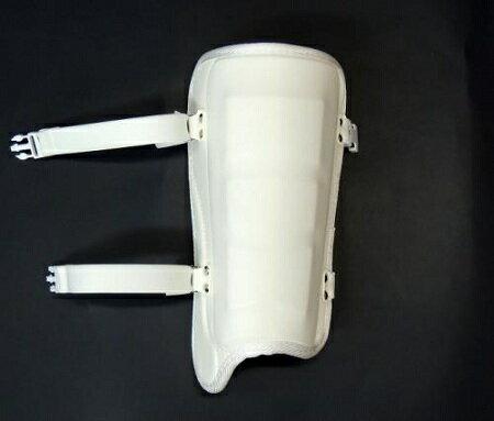 ベルガード BELGARD プロモデル 合皮巻きタイプ 甲なし フットガード カラー選択 ホワイト ブラック ネイビー
