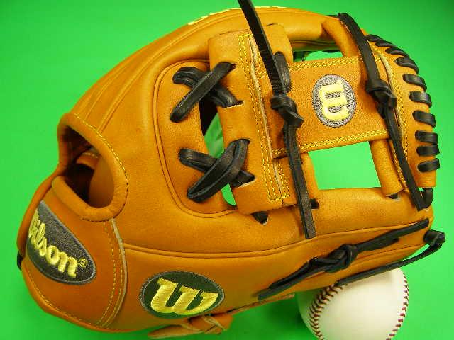 送料無料 WILSON ウィルソン Wilson 海外モデル 硬式用 内野用 2018 A2000 DP15 Dustin Pedroia Infield Baseball Glove - Right Hand Throw