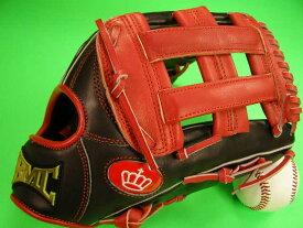 型付け無料 海外メーカー BMC ビーエムシー 硬式野球用 外野用 レッド×ブラック 大きめサイズ13インチ Baseball Members Club