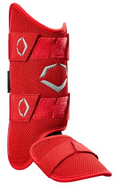 EvoShield Pro SRZ MLB Baseball Batter's Leg Guard WTV1200 RED レッグガード 左打者用 エボシールド カラー レッド アメリカ 輸入