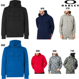 あす楽 クリアランス oakley オークリー パーカー テクニカルフリース プルオーバー Enhance QD Fleece Hoody 9.7 472587 oak19fwcl