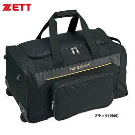ZETT 遠征キャリーバッグ キャスター・ハンドル付き ネオステイタス BAN760 zet20ss