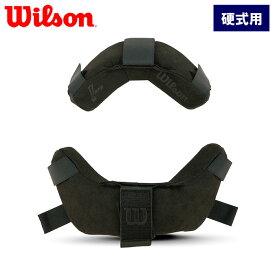 wilson ウイルソン 取り換えマスクパッド ヌバック加工 交換用 フェイスマスク用 全品番対応 WTA3817NA wil20ss