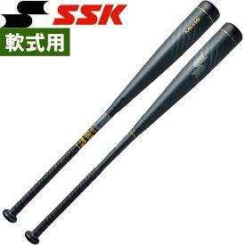 あす楽 SSK 野球用 軟式用 高機能バット FRP ウレタン18mm トップバランス MM18 SBB4023 ssk20ss