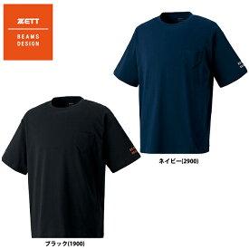 ZETT BEAMS DESIGN Tシャツ 半袖 BOT759T4 zet20ss