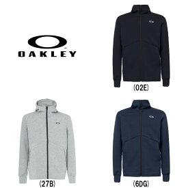 あす楽 20年秋冬限定 oakley オークリー スウェットパーカー ストレッチ ジャケット ジャージ Enhance QD Fleece Jacket 10.7 FOA401414 oak20fw