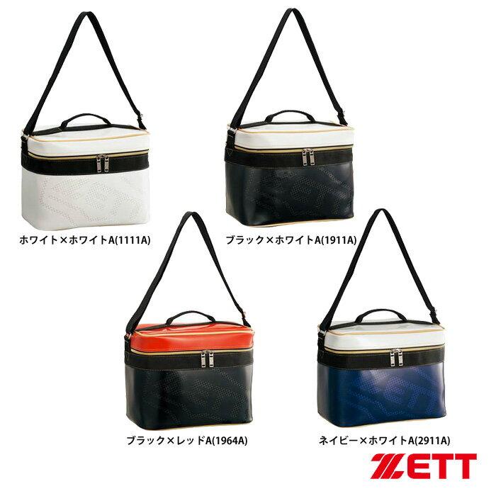 あす楽 ゼット ZETT クーラーバッグ 14L 保冷シート エナメル BA1337 zet17fw