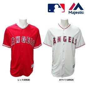 あす楽 マジェスティック 大谷翔平 エンゼルス MLB メジャー LAA ユニフォーム レプリカ 7700AN717 maj18ss