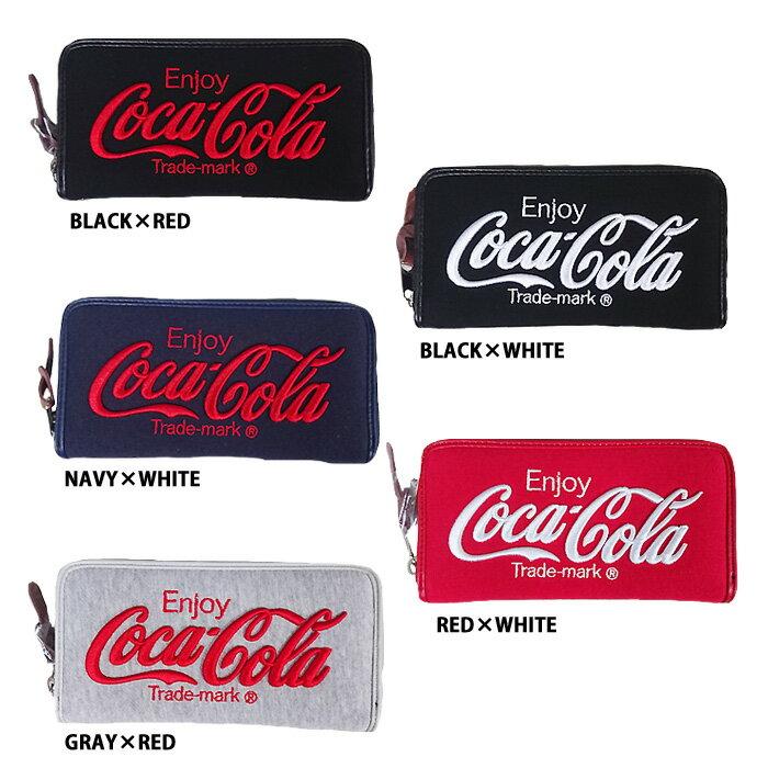 あす楽 イーカム MLB 長財布 コカ・コーラ Coca-Cola ウォレットチェーン付き COK-WLT01