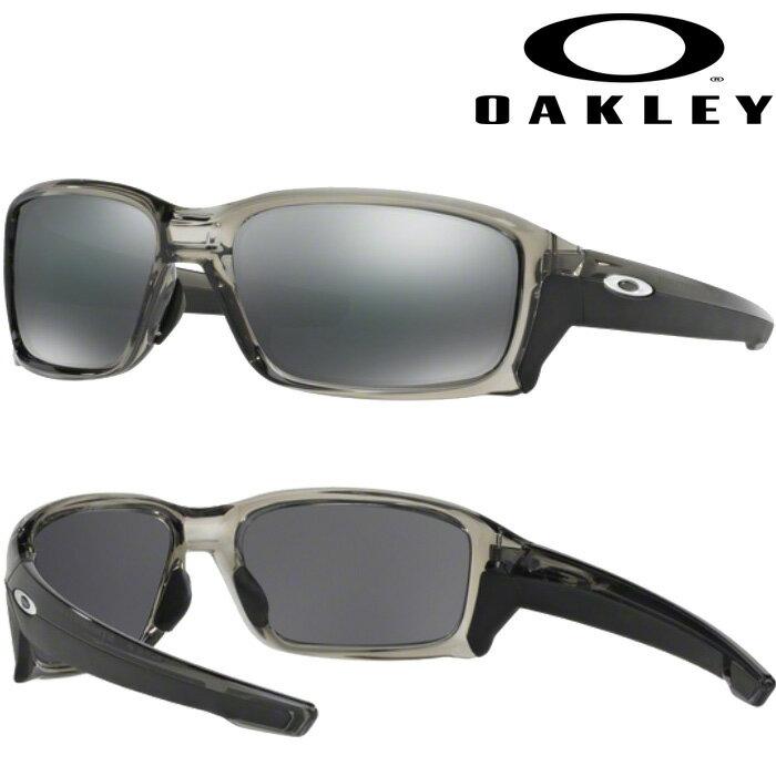 あす楽 OAKLEY オークリー サングラス STRAIGHTLINK (ASIA FIT) BLACK IRIDIUM GREY SMOKE OO9336-01 oak18fw oar