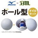 あす楽 ミズノ ベースマン限定 ボール型マルチケース グラブ 保型ボール メンテナンスセット 1GJYG59800 miz19ss