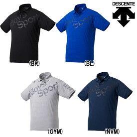 あす楽 デサント MoveSport サンスクリーン ポロシャツ 冷感 DESCENTE ムーブスポーツ DMMNJA76 des19ss