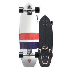 """CARVER スケートボード 32.25"""" USA Thruster Surfskate Complete CX4 TRUCKS 日本正規品 カーバースケートボード サーフスケートボード コンプリート 送料無料"""