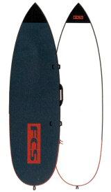 """FCS Classic Shortboard 6'0"""" Blue/White ボードケース ショートボード ハードケース"""