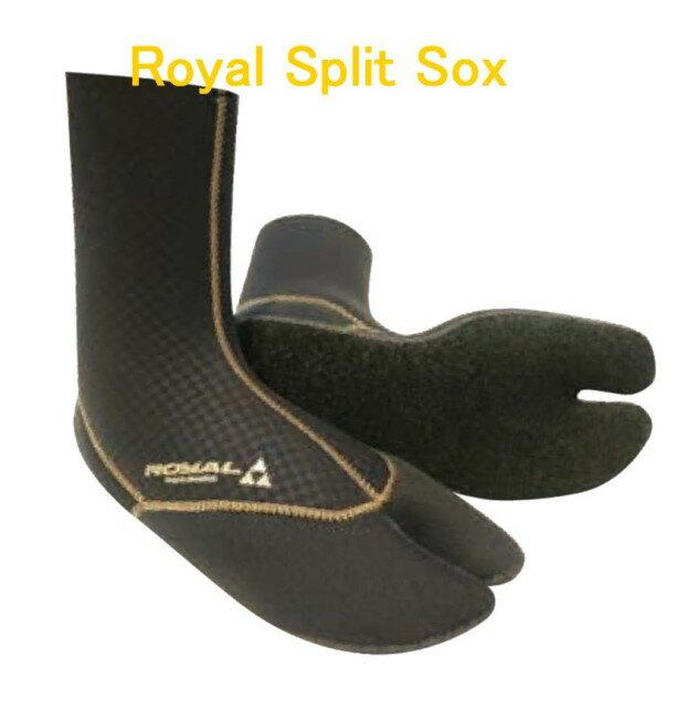2019 MAGIC Royal Split Sox 4mm マジック ロイヤル スプリットソックス 冬用サーフブーツ 送料無料