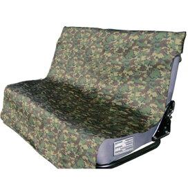 TOOLS リアシートカバー Green Camo ウェット シートカバー TLS ウエットスーツ ツールス 送料無料