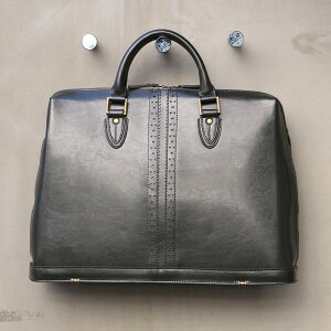 ビジネスバッグブリーフケースダレスバッグビジネスバックビジネス鞄自立レディースメンズA4軽量3wayバッグ防水レザービジネスネイビースーツブラックブラウンA4YOUTAヨータY35