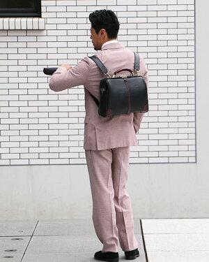 【2021春限定カラークラシック漆】ダレスバッグドクターズバッグレザー牛革付属豊岡製レディースメンズ日本製豊岡ビジネスリュックビジネスバッグ3way軽量防水ダレスリュック自転車通勤PCバッグA4YOUTAヨータ横型NEWSサイズ