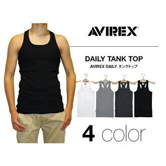 AVIREX (アビレックス) 립 탱크 탑