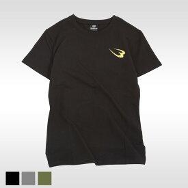 ボディメーカー トレーニング ハーフスリーブ Tシャツ フィットネスウェア メンズ ブランド おしゃれ 安い ブラック カーキ グレー BODYMAKER