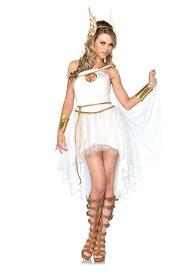 85117女神エルメス コスチューム 3ピースセット /LEG AVENUEレッグアベニュー コスチューム・コスプレ・仮装・ハロウィン・イベント・女性・大人用