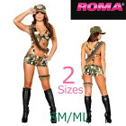 4391Seductiveソルジャー6ピースセット/RomaCostumeローマコスチュームコスプレ衣装(二次会、結婚式、仮装、パーティー、宴会、ハロウィン)女性大人用【送料無料】