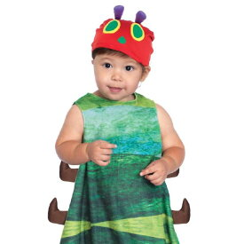 ハングリーリトルキャタピラー はらぺこあおむし ハロウィンコスチューム 2点セットLegAvenueレッグアベニュー コスプレ衣装 子供赤ちゃん