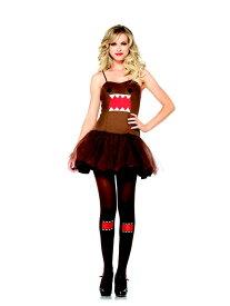 DO85329どーもくん チュチュドレス 仮装コスチューム コスプレ /LEG AVENUEレッグアベニュー コスプレ・仮装・ハロウィン・女性・大人用