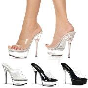ALLURE-6015.5インチハイヒール14cmピンヒールサンダル/Pleaserプリーザーレディースシューズ靴インポート【送料無料】