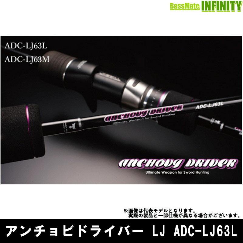 ●ジャッカル アンチョビドライバー LJ ADC-LJ63L