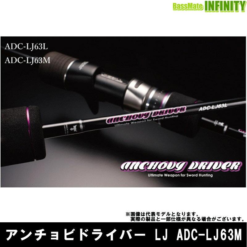 ●ジャッカル アンチョビドライバー LJ ADC-LJ63M