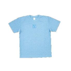 ●ジャッカル ドライTシャツ ブルー 【メール便配送可】 【まとめ送料割】