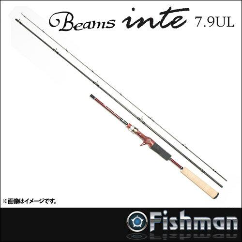 ●Fishman フィッシュマン Beams ビームス inte インテ 7.9UL