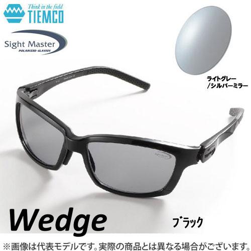 ●ティムコ サイトマスター ウェッジ ブラック(ライトグレー/シルバーミラー) 【まとめ送料割】