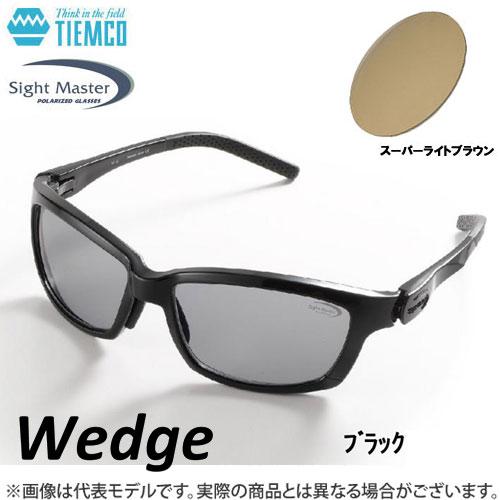 ●ティムコ サイトマスター ウェッジ ブラック(スーパーライトブラウン) 【まとめ送料割】
