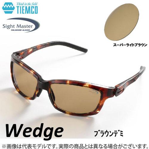 ●ティムコ サイトマスター ウェッジ ブラウンデミ(スーパーライトブラウン) 【まとめ送料割】