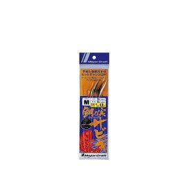 ●メジャークラフト 鯛乃実 タイノミ サビキ TM-SABIKI 120 ショートタイプ 【メール便配送可】 【まとめ送料割】