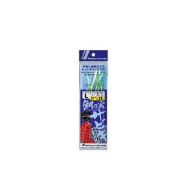 ●メジャークラフト 鯛乃実 タイノミ サビキ チョクリタイプ TM-CHOKURI 120 ショートタイプ 【メール便配送可】 【まとめ送料割】
