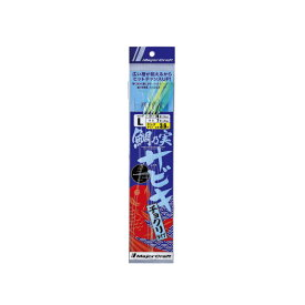 ●メジャークラフト 鯛乃実 タイノミ サビキ チョクリタイプ TM-CHOKURI 360 ロングタイプ 【メール便配送可】 【まとめ送料割】