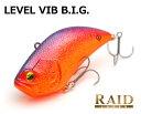 RAID JAPAN レイドジャパン LEVEL VIB BIG レベルバイブビッグ 【メール便配送可】