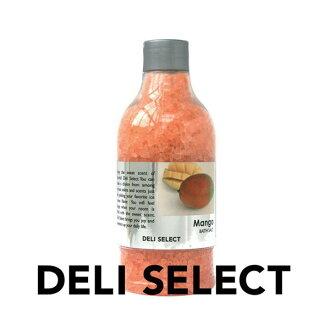 Bath salts/deli select 350 g (mango)