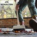 ブラシ「SCHALTEN (シャルテン)」デッキブラシ[SCH-DB]【タイル掃除 ベランダ ロング柄 おしゃれ 日本製】