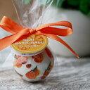 入浴剤「ミニバスボール」オレンジの香り(オレンジ)【バスボム バスフィズ 可愛い キュート ローズ バラ ばら スキ…