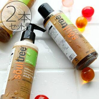 """头发护理组灵魂树""""洗发水 & 头发护发素 (200 毫升) [kp]"""