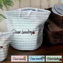 洗濯ネット「Cleanlaundry」ランドリーバッグ(L)【ランドリーネット 洗濯物入れ メッシュバッグ バッグ型 大型】