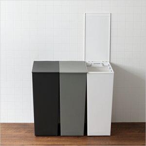 kcud/クード『SIMPLEslim』I'MDIMDアイムディー岩谷マテリアルごみ箱ゴミ箱ダストボックスふた付きフタ付き分別36Lおしゃれシンプルスリムスクウェア四角
