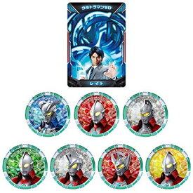 DXウルトラアクセスカード&ウルトラメダルSP ウルトラマンゼロ&6兄弟セット 「ウルトラマンZ」
