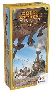コルト・エクスプレス 荒野の駅馬車 日本語版 (Colt Express:Horses & Stagecoach)
